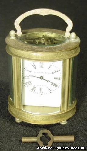 каретные часы.