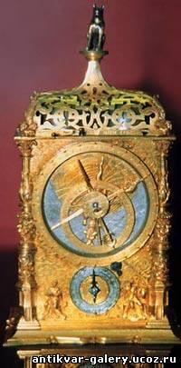 Настольные часы 1550—1560 г...