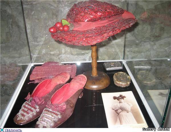 Выставка «Мода Викторианско...