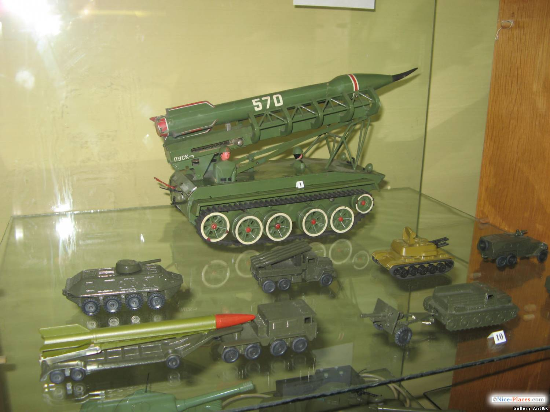 Национальный музей игрушки ...