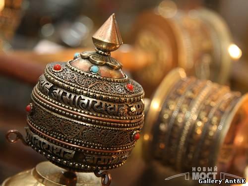 Выставка «Сокровище Тибета»