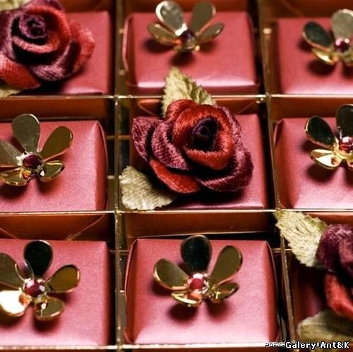 Cамый дорогой в мире шокола...
