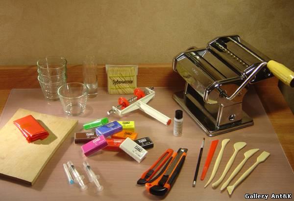 Обзор инструментов для рабо...
