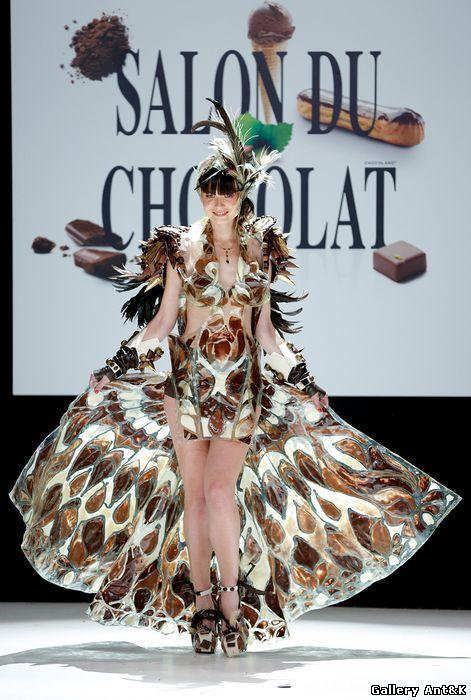 Салон шоколада - 2015 в Мос...